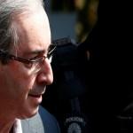 Da prisão, Cunha faz bilhete sobre condição de saúde e critica presídio