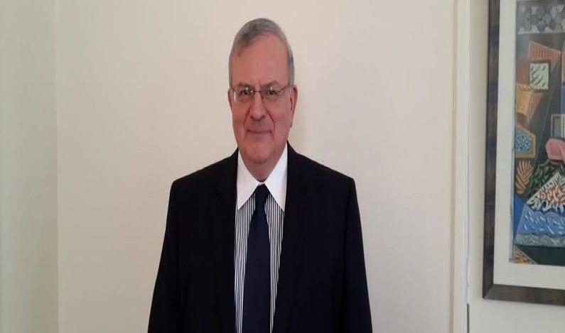 Embaixador da Grécia no Brasil está desaparecido há três dias