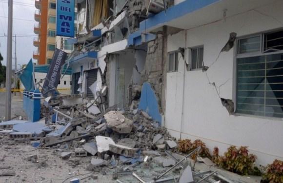 Série de terremotos mata três pessoas e fere 47 na costa do Equador