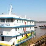 Mais de mil moradores do vale dos rios Guaporé e Mamoré são atendidos por Barco Hospital