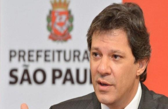 MP pede condenação de Haddad e mais 11 por desvios no Municipal