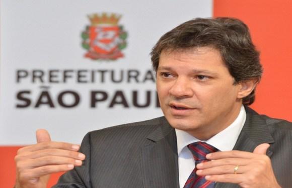 Haddad recebe relatório da Comissão da Memória e da Verdade de São Paulo