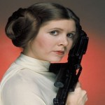 Carrie Fisher, a eterna Princesa Leia