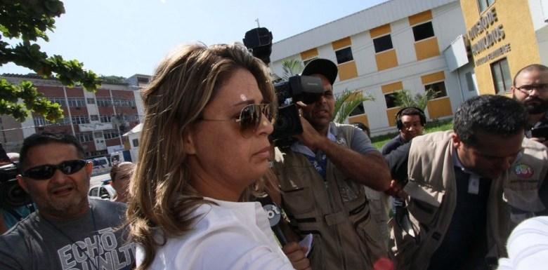 Embaixatriz acusada de tramar a morte do marido passou reveillon no presídio de Bangu