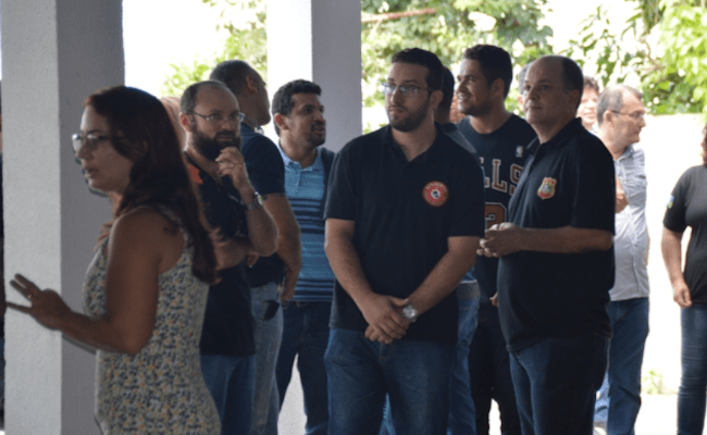 Polícia Civil pretende ocupar Assembleia Legislativa nesta segunda-feira
