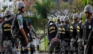 Força Nacional prorroga por mais 70 dias ações de segurança no Rio