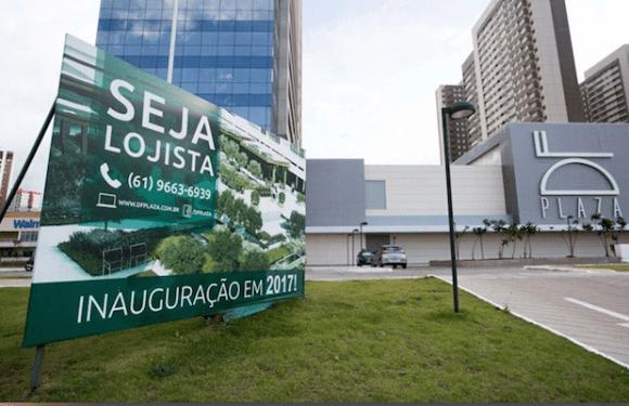 Shopping em Águas Claras recebe habite-se parcial