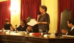 MPF processa reitor da UFRJ por ato contra impeachment de Dilma