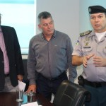 Comandante da Polícia Militar atende pedido do Deputado Edson Martins e vai aumentar efetivo em Urupá