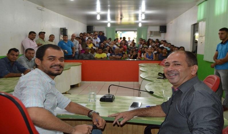 Expedito Netto percorre o estado para ouvir as necessidades da população de Rondônia