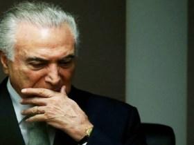 Planalto diz que Temer pediu auxílio formal e oficial à Odebrecht