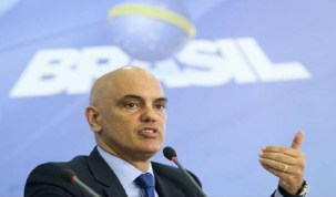 Alexandre de Moraes suspende operação da PF que cumpriu mandado na Câmara