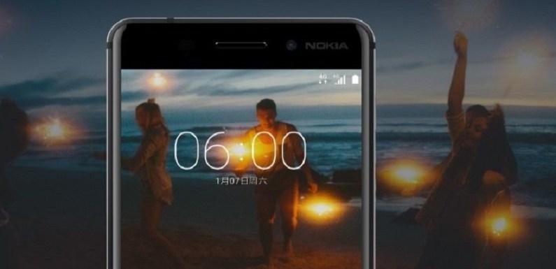 Nokia anuncia novo Nokia 6 com Android e corpo metálicos