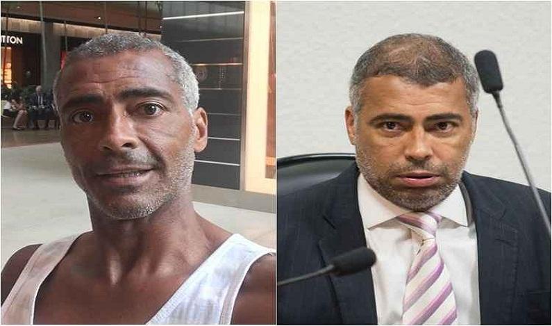 Romário faz cirurgia bariátrica fora do padrão e causa polêmica