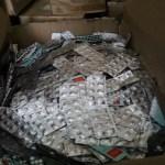 Quase duas toneladas de remédios vencidos são achados em hospital