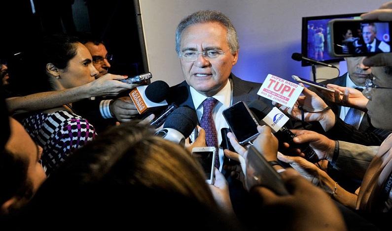Renan Calheiros pode ser o novo ministro da justiça
