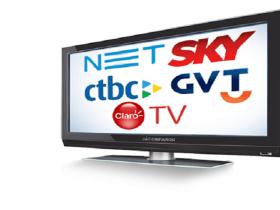 TV paga tem queda de 96 mil assinantes