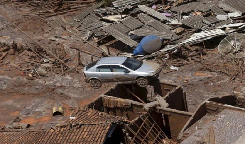 Acordo preliminar prevê R$ 2,2 bi de garantia da Samarco, Vale e BHP Billiton