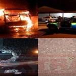 Ataques são registrados na madrugada desta terça-feira, 03, em Vilhena