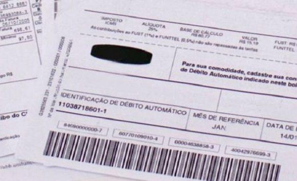 Boleto vencido de R$ 800 poderá ser pago em qualquer banco