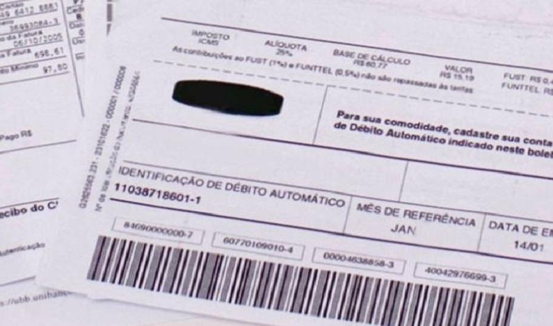 Senador quer que pagamento de boleto vencido em qualquer banco vire lei