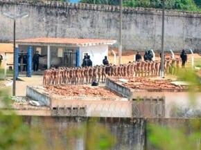 No RN, 26 presos foram mortos, segundo governo