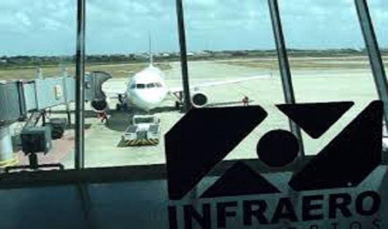 Avião carregado com dinheiro sofre tentativa de assalto no ES, diz Infraero