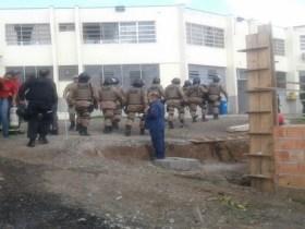 Detentos fazem rebelião no Presídio Regional de Lages, diz Deap