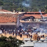 Polícia Militar se prepara para ocupar presídio rebelado no RN