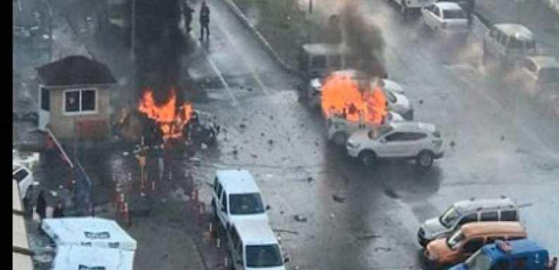 Ao menos 2 mortos e 10 feridos em novo ataque na Turquia