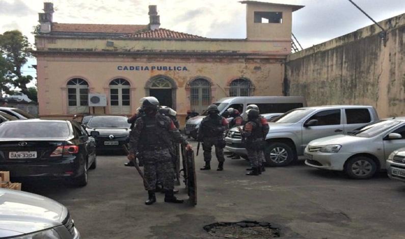 Reativada após massacre, Vidal Pessoa recebe vistoria da OAB e MP