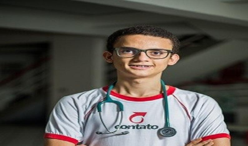 Estudante passa em medicina na USP, Unesp, Unifesp e UFMG