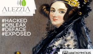 Anonymous hackeam site da Alezzia após polêmica