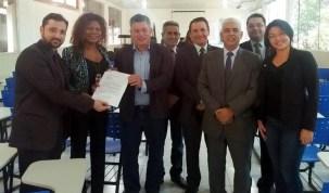 Edson Martins apoia curso de aperfeiçoamento para papiloscopistas