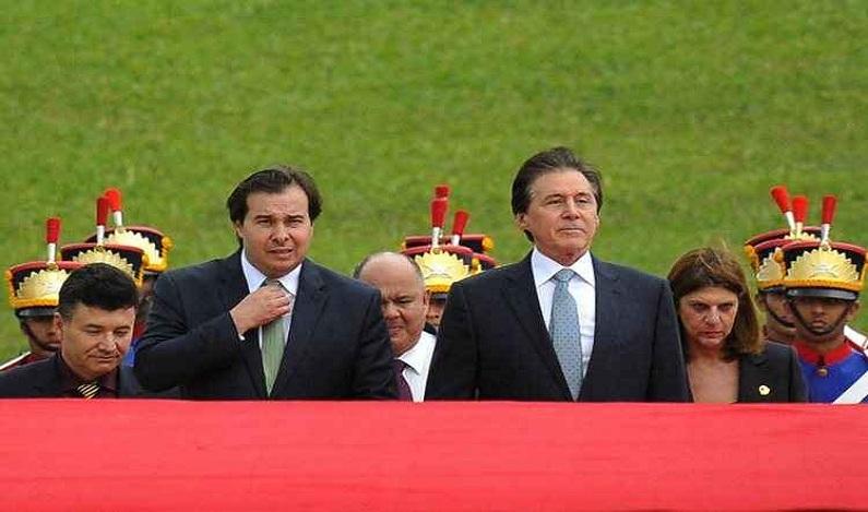 Nascido no Chile, Rodrigo Maia atinge ápice de sua carreira política