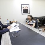 Projeto Recicla Rondônia é apresentado ao presidente da Assembleia Legislativa