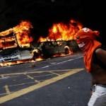 Policial civil é preso após atirar contra PMs em protesto no Rio