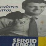 Internautas ironizam slogan que Sérgio Cabral usou há 20 anos