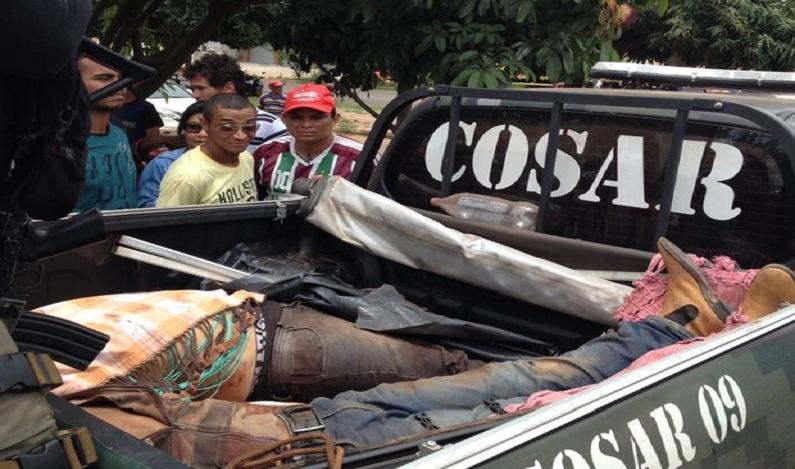Assaltantes de carro-forte morrem em confronto com a polícia no Maranhão