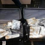 Mulheres são presas com 20 kg de droga em aeroporto no AM