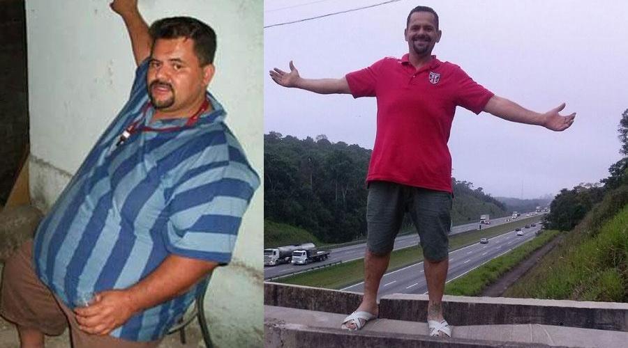 Motorista de ônibus perde 96 quilos caminhando 2h30 por dia
