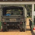 Exército coordena operação no presídio Urso Branco em Porto Velho (RO)