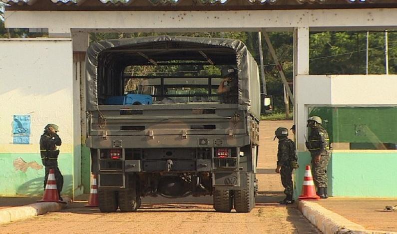 Tenente do Exército perde patente por roubar aparelhos de ar-condicionado e chopeira durante batida