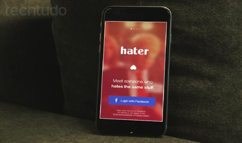 Conheça o Hater, um Tinder para formar casais com 'ódios em comum'