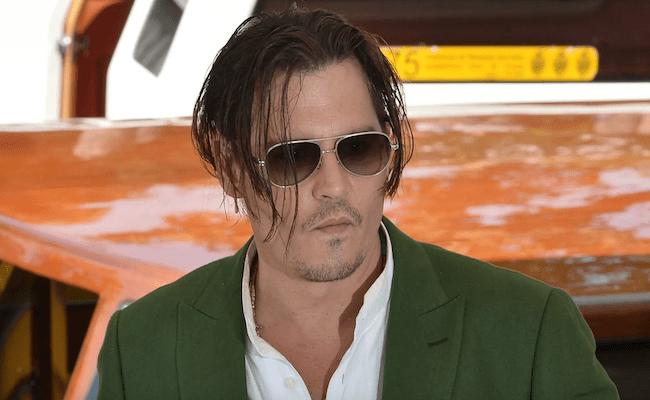 Johnny Depp está à beira da falência, diz administradora financeira