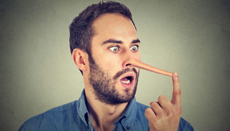 Ao mentir, você cria alterações no cérebro que te fazem querer contar outra mentira