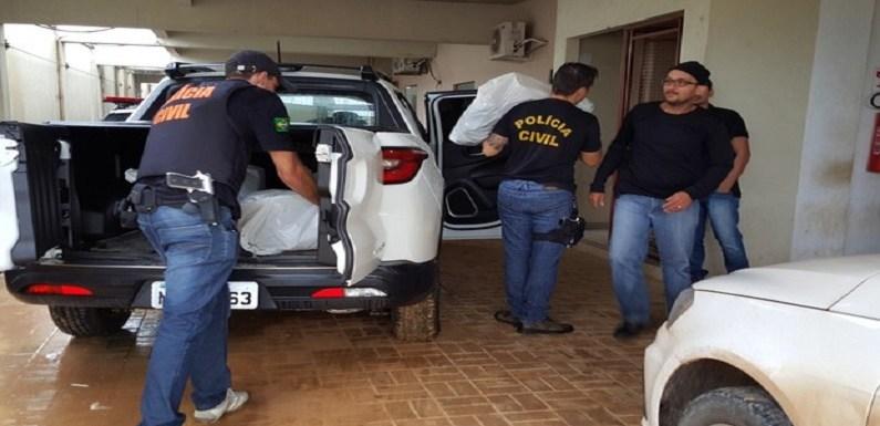 Nove pessoas são presas por desviar R$ 500 mil de sindicato em Rondônia