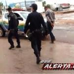 Homem é preso suspeito de tentar roubar caixa do Bradesco em Rolim de Moura (RO)