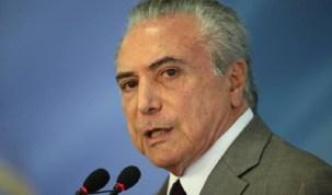 Temer autoriza o uso das Forças Armadas para reforçar segurança no Rio