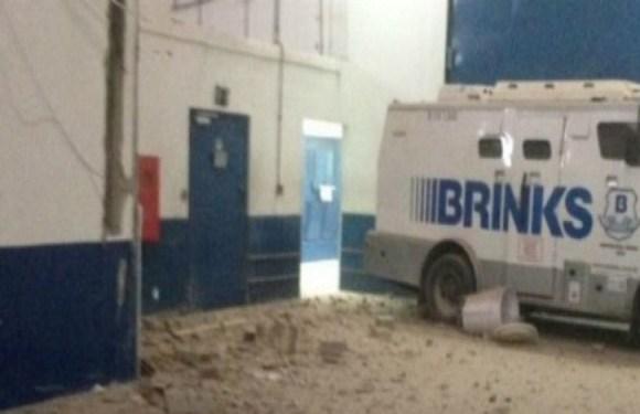 Blitz evitou que assalto à transportadora no Recife fosse maior